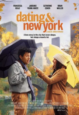 Dating & New York employs many rom com tropes to convey a message about online dating. (Courtesy of Facebook)