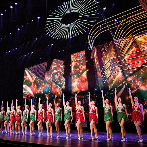 Fordham's a cappella groups, the Satin Dolls and the Ramblers, will be opening for the Rockettes' Christmas Spectacular. (Courtesy of Twitter)