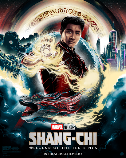 Shang-Chi smashed Labor Day box office records––and for good reason. (Courtesy of Twitter)