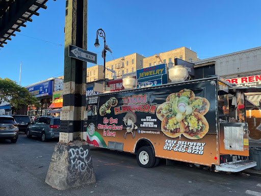 Located a short ride away from campus, Tacos El Broncos serves up affordable, authentic, and tasty tacos. (Courtesy of Elizabeth Wertz).