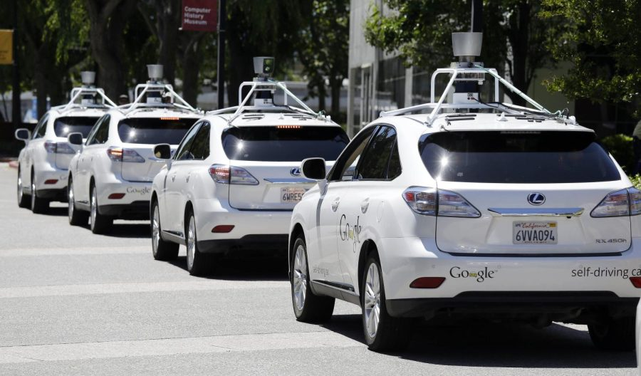 San Francisco was the recent site of 50 Waymo self-driving cars' malfunction, with the cars performing daily U-turns in a neighborhood.  (Courtesy of Twitter)