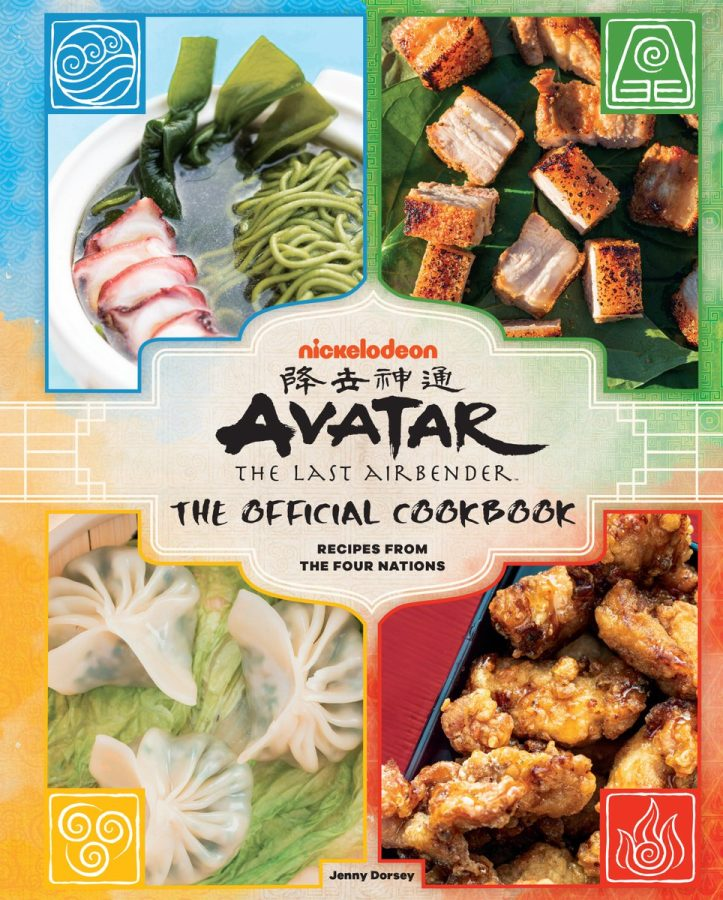 """The official """"Avatar: The Last Airbender"""" cookbook is coming out in November. (Courtesy of Twitter)"""