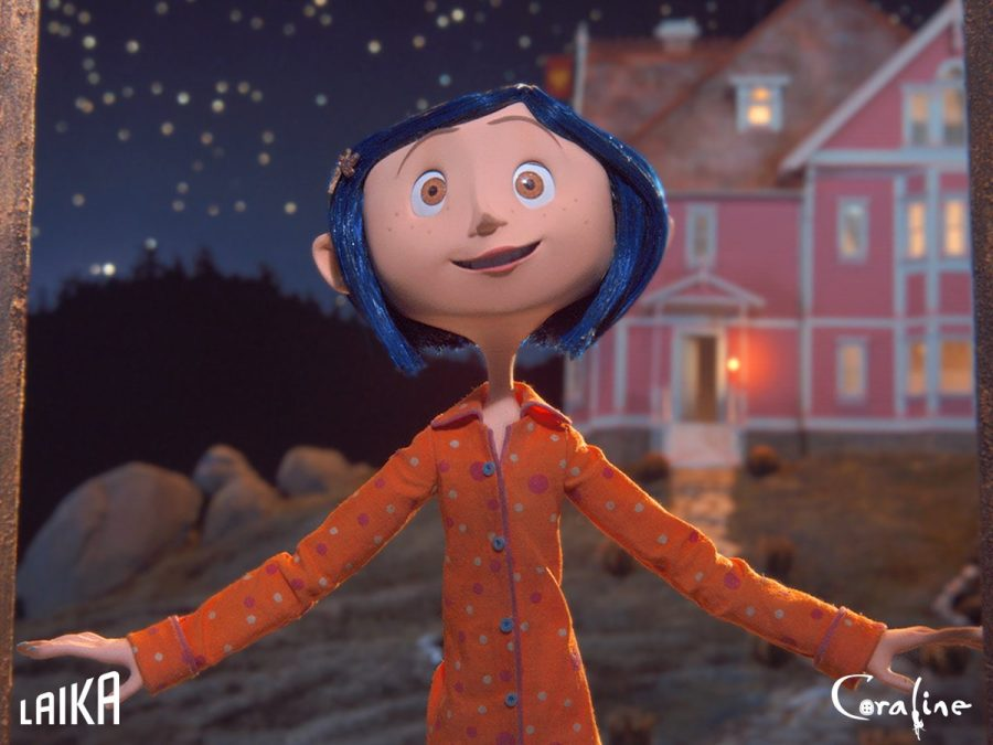 Watching Coraline is one of many indoor activities that Production Editor Vanessa DeJesús recommends. (Courtesy of Twitter)