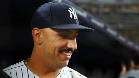Nestor Cortes Jr. has been one of the most surprising pitchers, for not only the Yankees, but across all of MLB this season. (Courtesy of Twitter)