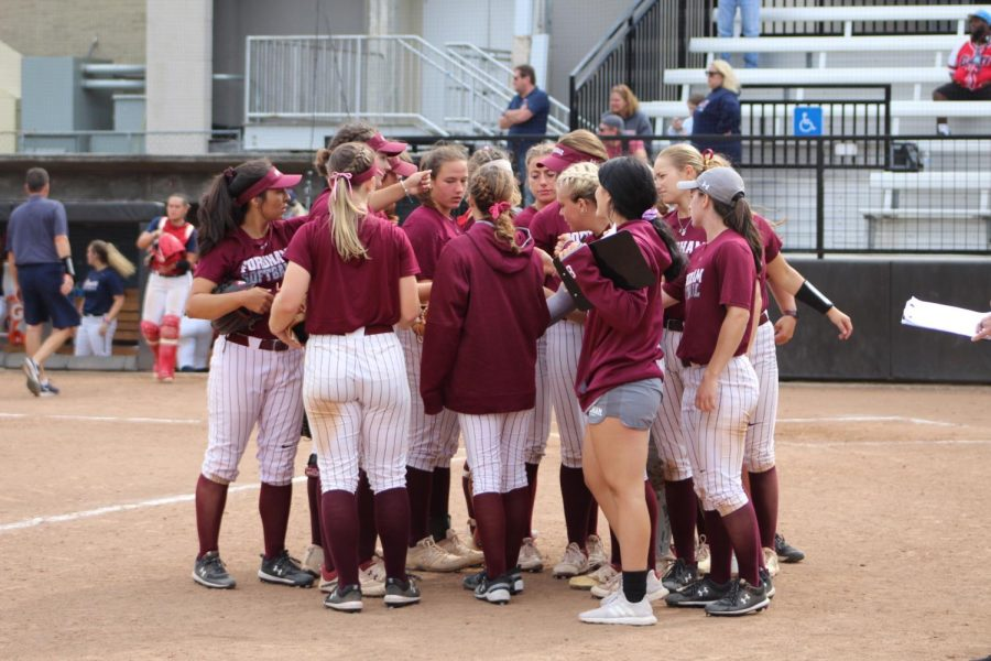 Softball will present a great deal of depth and versatility in their lineup again this season. (Jessica Noce/The Fordham Ram)