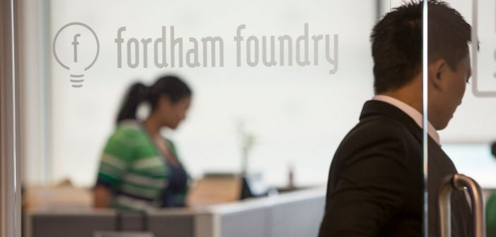 The Fordham Foundry makes its first investment in a student company through the Angel Fund.