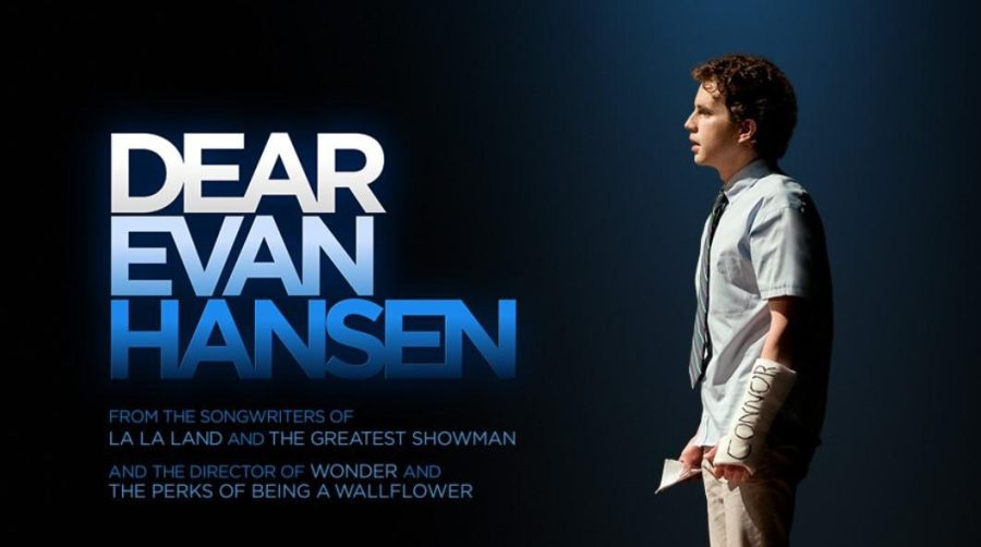 """The film adaptation of Steven Levenson's """"Dear Evan Hansen"""" debuted in theaters to mixed reviews. (courtesy of Twitter)"""