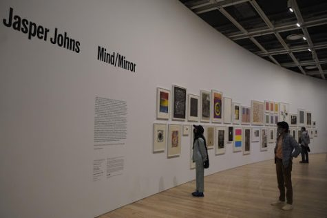 The Whitney Museum of American Art and the Philadelphia Museum of Art are jointly showcasing over 500 pieces of Jasper Johns work. (Courtesy of Nicoleta Papavasilakis for the Fordham Ram)