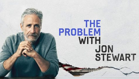 """Jon Stewart Returns from his Hiatus with """"The Problem"""""""