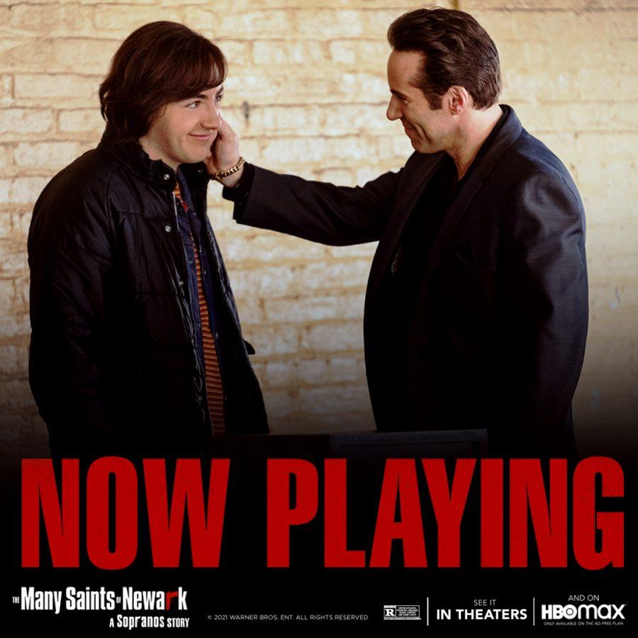 """""""The Many Saints of Newark"""" fills gaps in """"The Sopranos""""' Tony Soprano's life. (courtesy of Twitter)"""