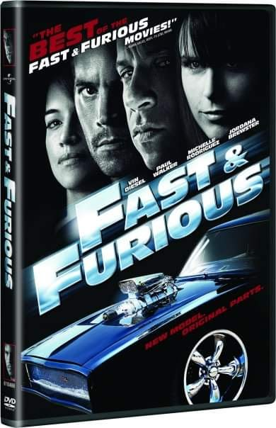 There are 10 Fast & Furious movies in the franchise. (Courtesy of Facebook)